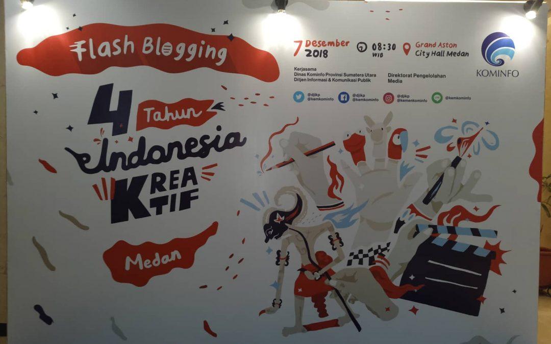 Dari Jebakan Batman Menuju Indonesia Kreatif