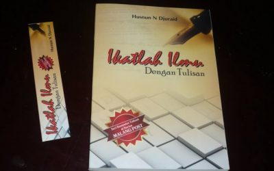Mengikat Ilmu Bersama Pak Husnun